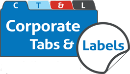 Corporate Tabs & Labels logo